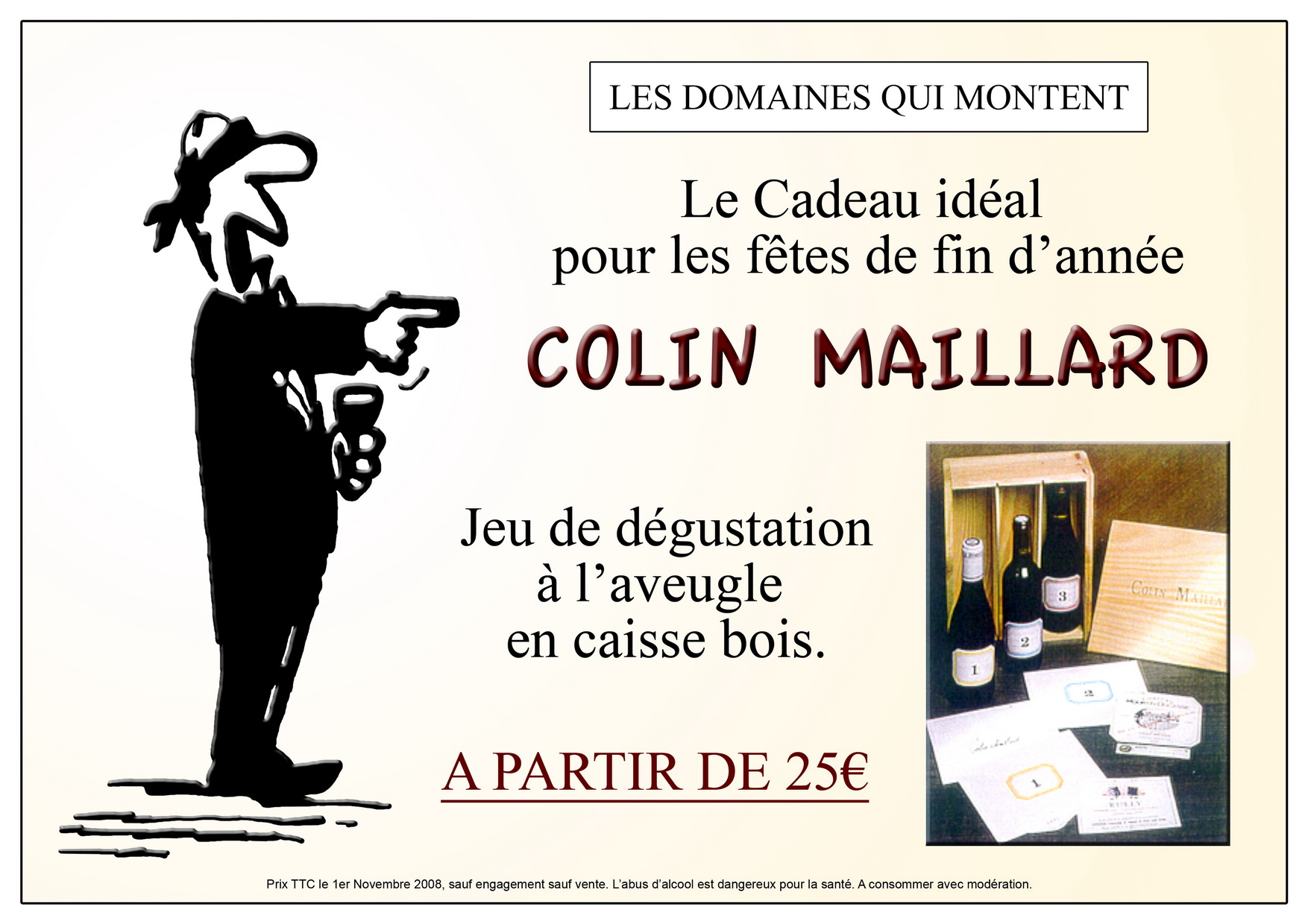 colin maillard boutique 2008